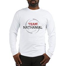 Nathanial Long Sleeve T-Shirt
