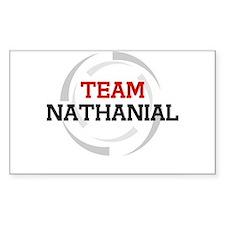 Nathanial Rectangle Decal