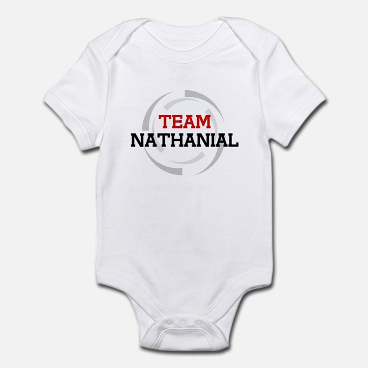 Nathanial Infant Bodysuit