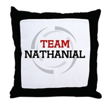 Nathanial Throw Pillow