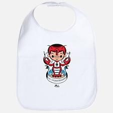'Lil Lobsterboy Bib