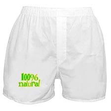 100% Natural Boxer Shorts