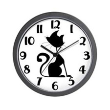 Cat Lover Clock