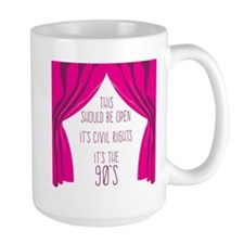 Bridesmaids 90s Mugs
