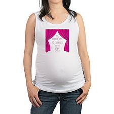 Bridesmaids 90s Maternity Tank Top