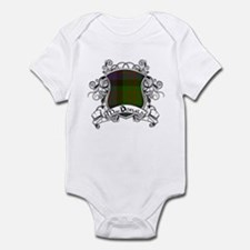 MacDonald Tartan Shield Infant Bodysuit