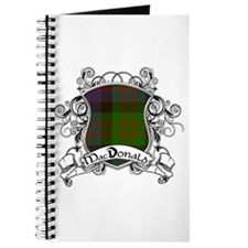 MacDonald Tartan Shield Journal