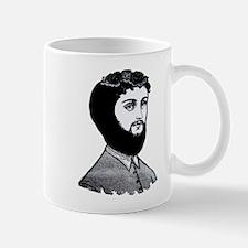 BEARDED LADY Mug