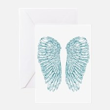 Blue Angle Greeting Cards
