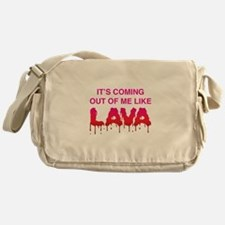 Bridesmaids Lava Messenger Bag
