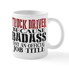 Badass Trucker Mugs