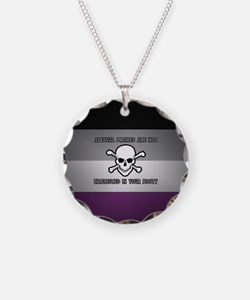 Asexual Pirates Necklace