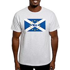 """Bird of Prey"" Ash Grey T-Shirt"