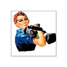 Rosie the Filmmaker Sticker