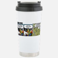 0815 - Camping with friends Travel Mug