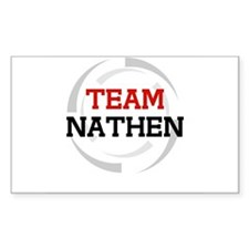 Nathen Rectangle Decal