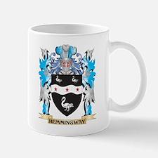 Hemmingway Coat of Arms - Family Crest Mugs