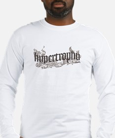 HYPERTROPHY Long Sleeve T-Shirt