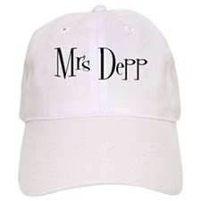 Mrs Depp Baseball Cap