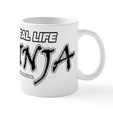 Real Life Ninja Mug
