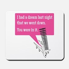 Bridesmaids Dream Mousepad