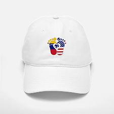 Venezuelan American Baby Baseball Baseball Baseball Cap