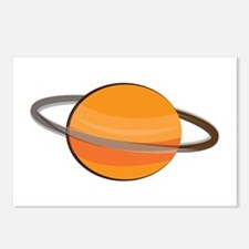Saturn Planet Postcards (Package of 8)