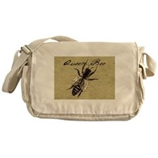 Queen Bee Messenger Bag