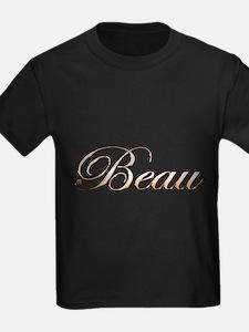Gold Beau T-Shirt