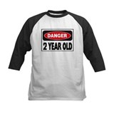Danger 2 year old Baseball Jersey