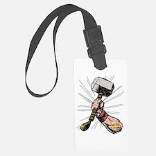 Marvel Comics Thor Hammer Retro Luggage Tag