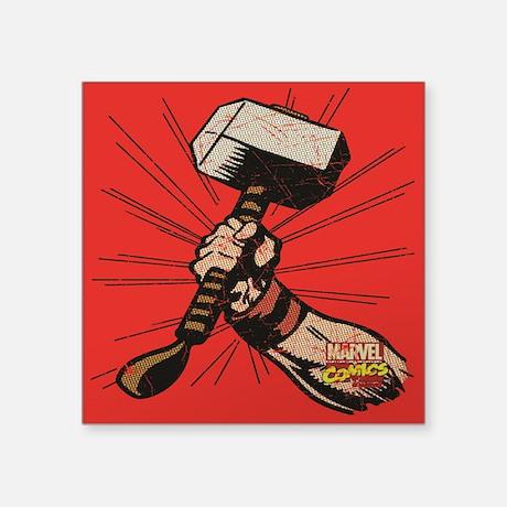 Thor Hammer Sticker