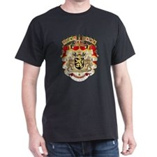 Coat of Arms of Belgium T-Shirt