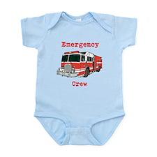 Emergency Fireman Crew Body Suit