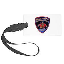 Williamson Sheriff K9 Luggage Tag