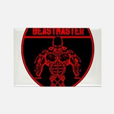 Beastmaster by Hargis Muscle Magnets