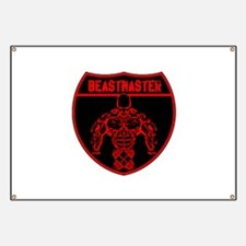 Beastmaster by Hargis Muscle Banner