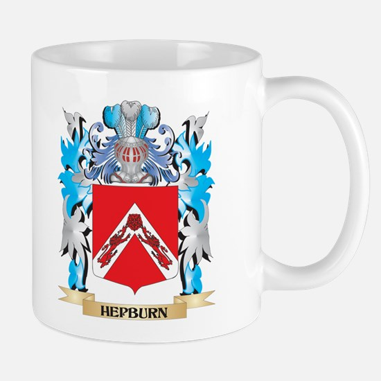 Hepburn Coat of Arms - Family Crest Mugs