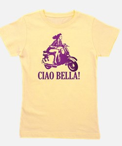 Ciao Bella Girl's Tee