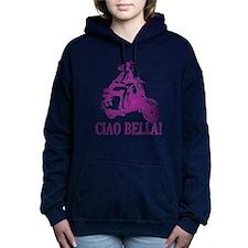 Ciao Bella Women's Hooded Sweatshirt