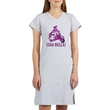 Ciao Bella Women's Nightshirt