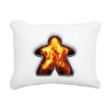 Cool Carcassonne Rectangular Canvas Pillow