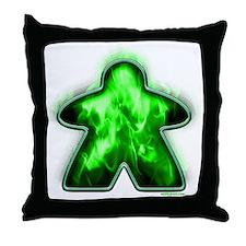 Unique Carcassonne Throw Pillow