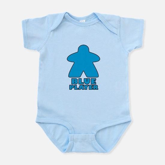 Blue Player Body Suit