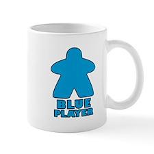 Blue Player Mugs
