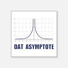 Dat Asymptote Sticker