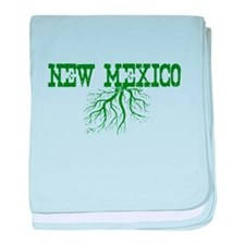 New Mexico Roots baby blanket
