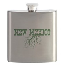 New Mexico Roots Flask