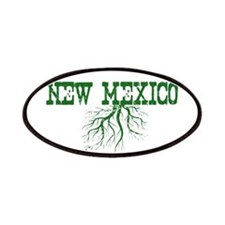 New Mexico Roots Patches