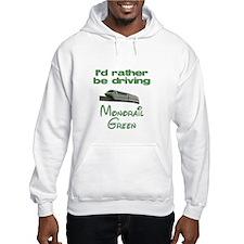 Monorail Green Hoodie